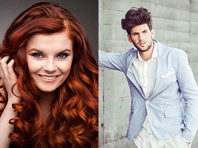 Great Hair Color Styles for Men and Women